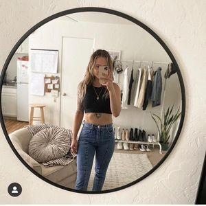 Grlfrnd Jeans- high waisted
